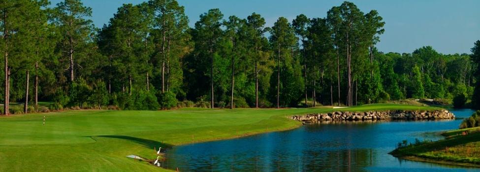 World Golf Village - Slammer & the Squire