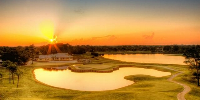Sun N Lakes Golf Club in Sebring