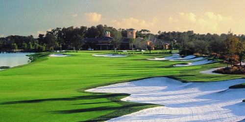 The Ritz-Carlton Golf Club, Grande Lakes Florida golf packages