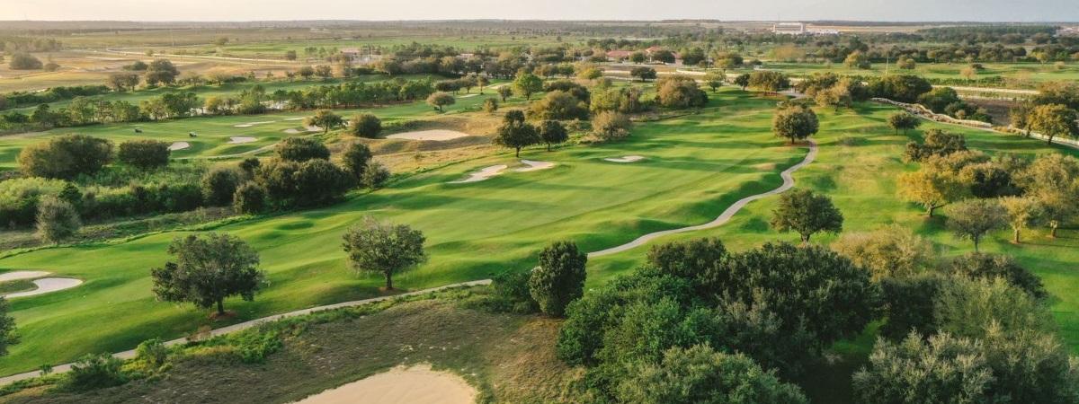 Orange County National Golf Center and Lodge - Golf in Orlando, Florida