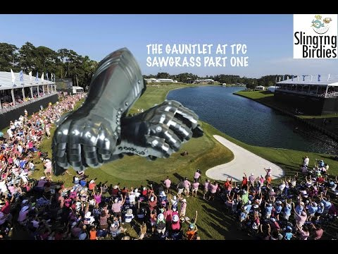 Tpc Sawgrass Stadium Course Tour: The Gauntlet Part 1